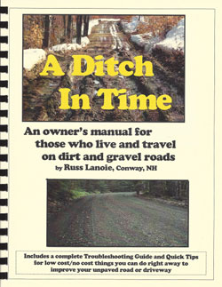 Ditch In Time Book Cover