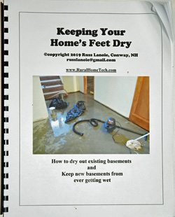 Keeping Your Home's Feet Dry